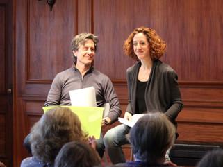 Gregory Jones and Alison Cimmet