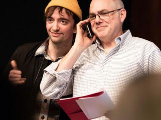 Matthew van Gessel and John Flaherty