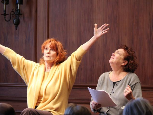Barbara Rhoades & Nadine Willig