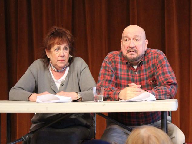 Nadine Willig & Tom Zingarelli
