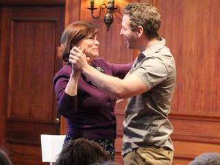 Kate Katcher and Dustin Sullivan