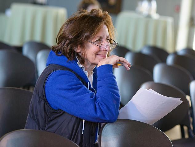 Artistic Director Carole Schweid