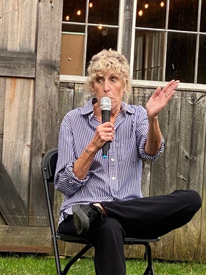Actor Katie Sparer
