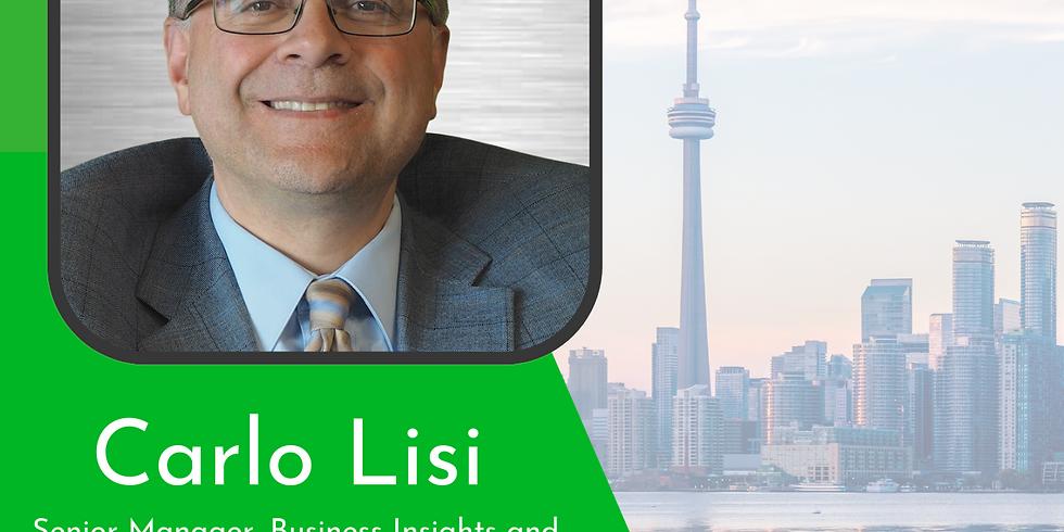TD Speaker: Carlo Lisi