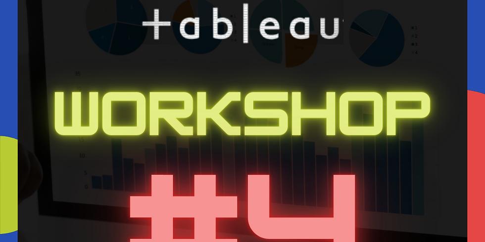 DASA Tableau Workshop #4
