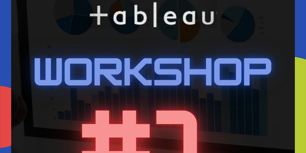DASA Tableau Workshop #1