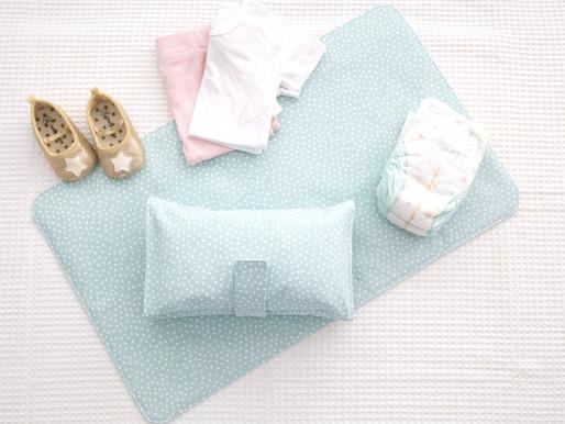 Nappy Wallet & Changemat PDF Sewing Pattern
