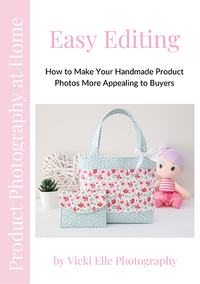 Product Photography at Home - Easy Editi