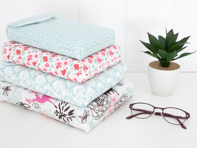 Easy Book Sleeve Sewing Pattern