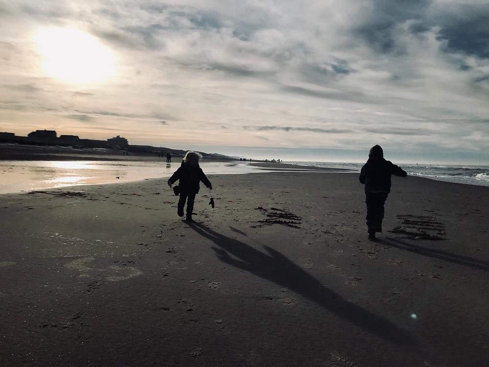 Bergen aan Zee, 2019   Foto: Marte Steendam