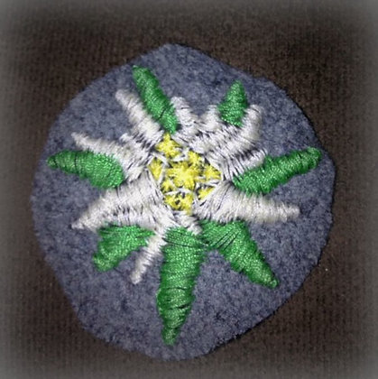 Edelweiss Badge