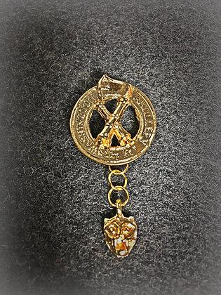 Washington Artillery Badge