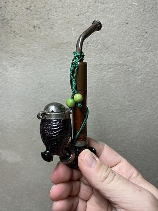 Mini Size European Style Pipe #2