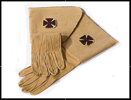 Corps Badges for Gauntlets