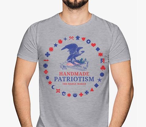 Handmade Patriotism Tee Shirt