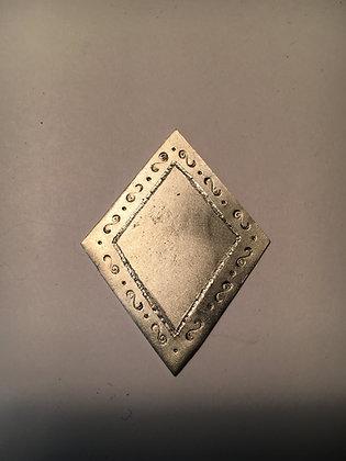 Metal Third Corps Badge