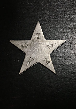 Small Texas Star Pin or Fob