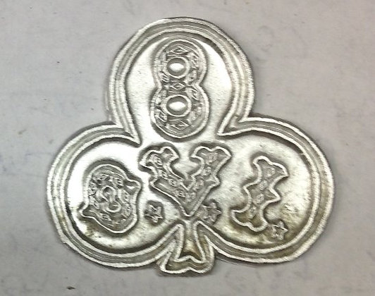 Second Corps 8th Ohio Volunteer Infantry Badge