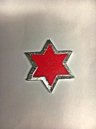 Metal Eighth Corps Badge