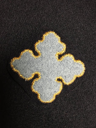 18th Corps Badge with Border