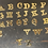 Thumbnail: Scroll Style Company Letters