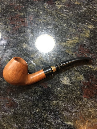 One of a Kind - Vintage Italian Briar Pipe