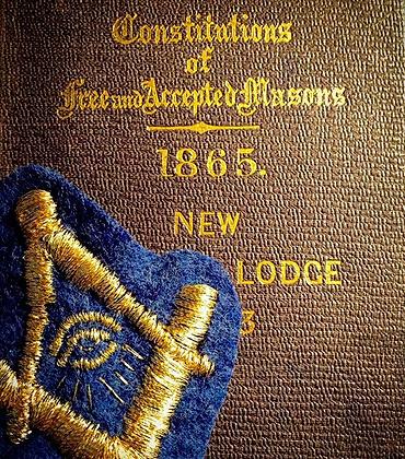 Free Masons Insignia