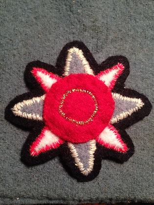Naval Compass Rose