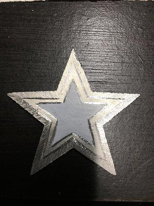 Metal Twentieth Corps Badge