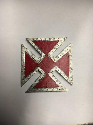 Metal Nineteenth Corps Badge (1864)