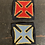 Thumbnail: 19th Corps Badge with Border 1864 version