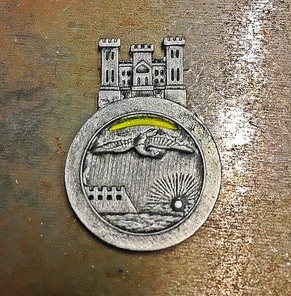 Early War Army Engineer Badge