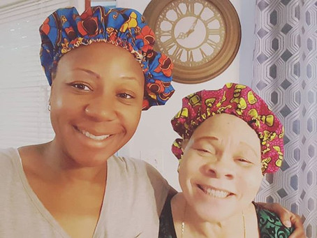 Should you wear your bonnet outside your home?