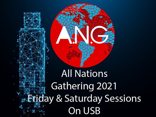 ANG 2021 Conference Sessions