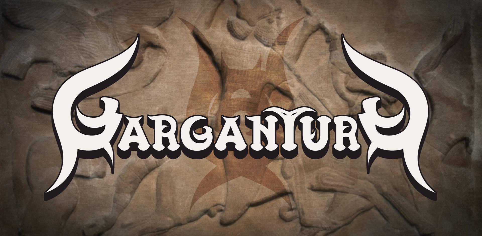 Logo pour le groupe GARGANTURA