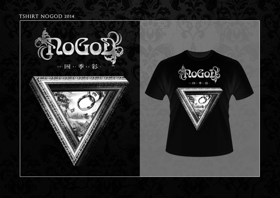 Tshirt NOGOD