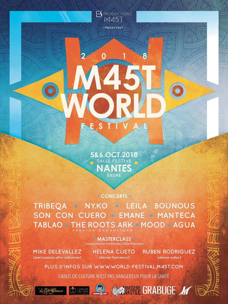 M45T WORLD FEST