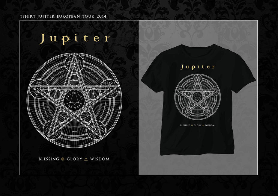 Tshirt JUPITER