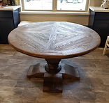 "60""  Round Dining Table - Color of your Choice"