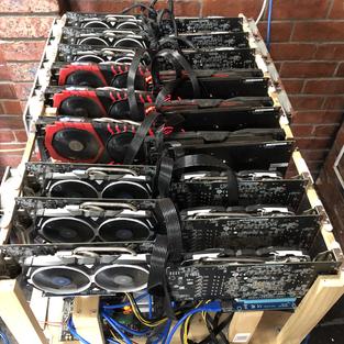 RX580 | 30.52 MH/s | 73 Watts | Ethereum Mining - AusRigs.com