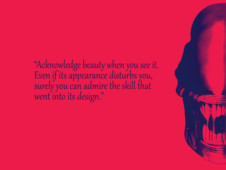 Acknowledge Beauty