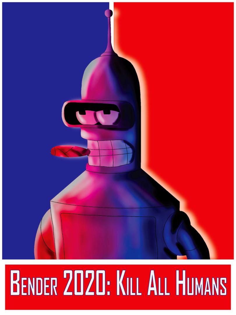 Bender for President