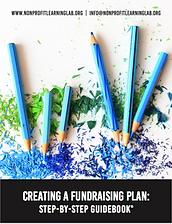 Fundraising Plan Guidebook Cover
