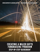 Major Gifts Guidebook Cover
