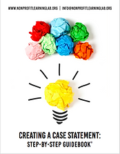 Case Statement Guidebook Cover