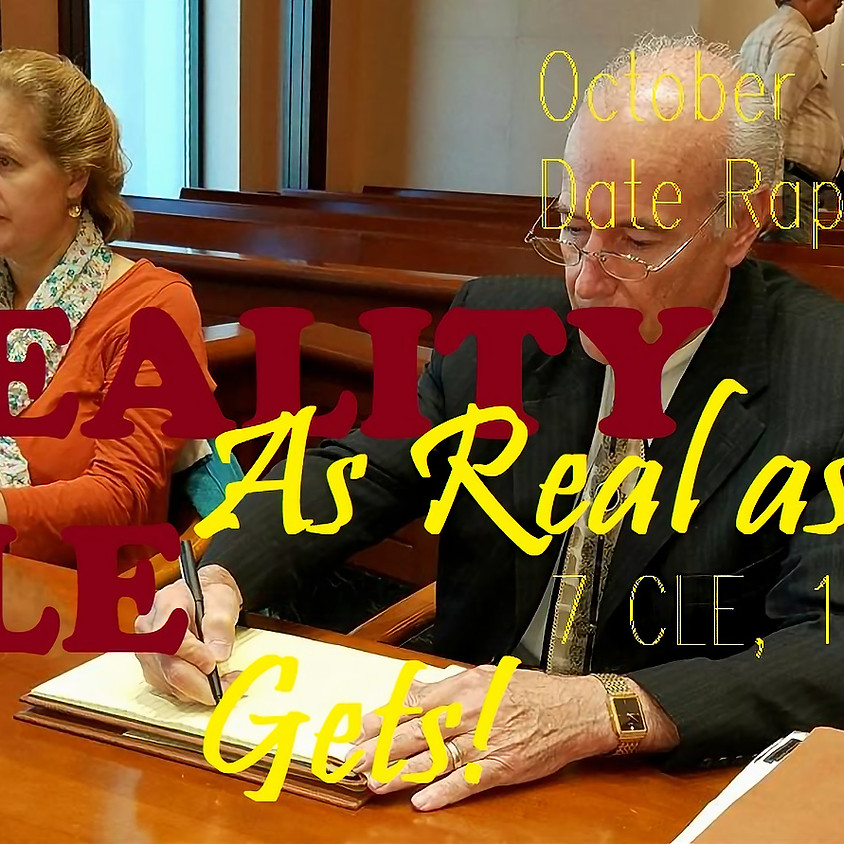 REALITY CLE - A Date Rape Trial