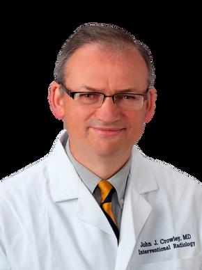 John Crowley, MD, FSIR