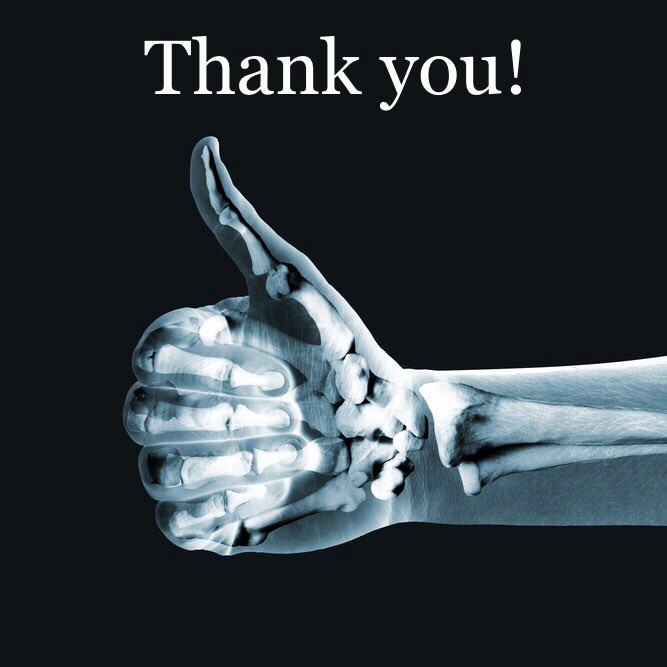 Closing Video and Thank You