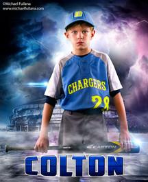 Colton the Slugger