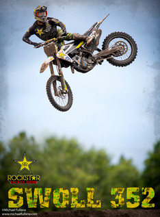 Rockstar Energy Drink Pro J. Swoll